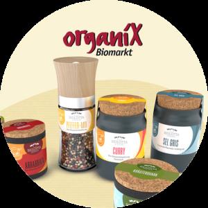 organiX Biomarkt